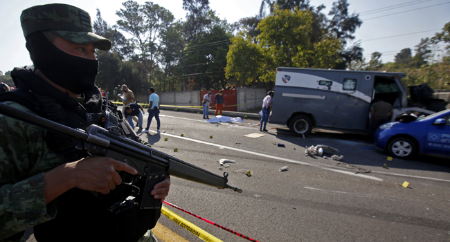 Six Members Of One Family Murdered In Mexico