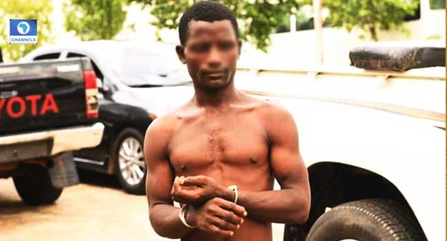 Man Arrested For Allegedly Defiling Three-Month-Old Baby In Nasarawa