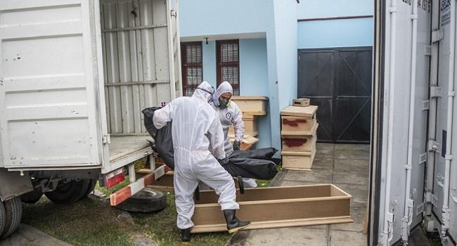 COVID-19 Cases In Peru Surpass 200,000