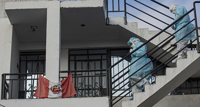 Technicians Freed In Peru Over COVID-19 5G Scare