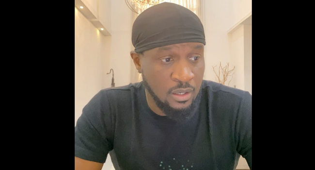 Covid-19 is real, says Peter Okoye after