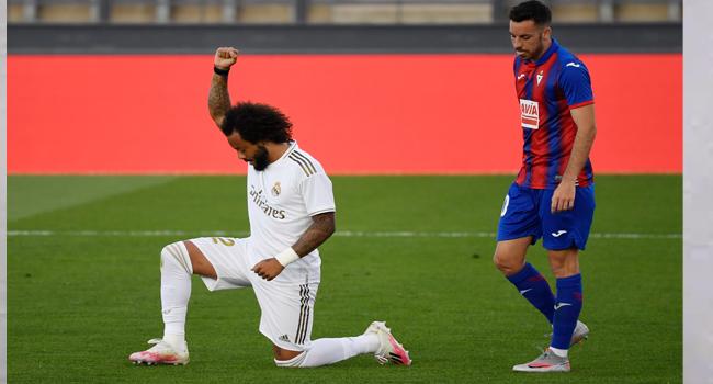 Real Madrid Resume Quest For La Liga Title, Bash Eibar