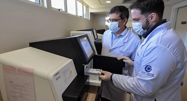 Researchers Eye Tech Wearables As COVID-19 Early Warning System