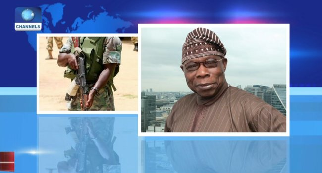Security Architecture As Operated Under This Govt Cannot Give Nigerians Hope – Obasanjo