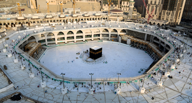 Saudi Arabia Bars International Travellers From Hajj Over COVID-19