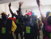 Voting in the YPP primary election in Edo, held on June 27, 2020, was done by a show of hands.