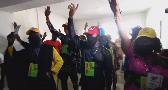 Osagiobare Emerges YPP Candidate For Edo Governorship Elections