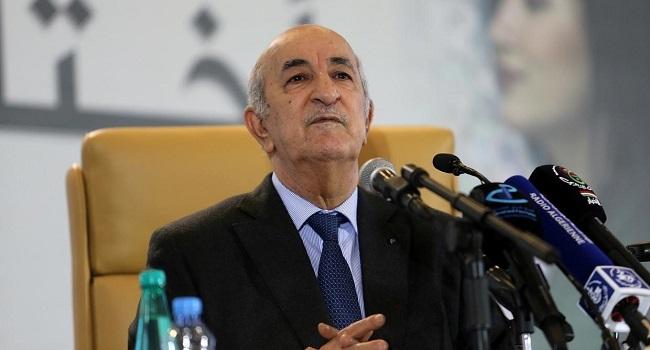 Algeria's President Sacks Labour Minister, Youcef