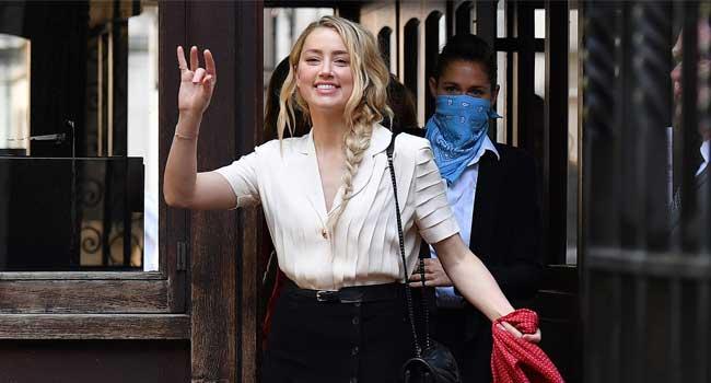 Amber Heard Denies Affairs With Elon Musk, James Franco