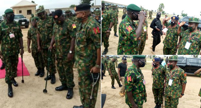 Army Assures Nigerians Of Continuous Collaborations To Enhance Peace And Security