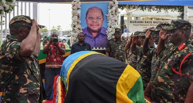 Ex-Tanzania President Mkapa Died Of Malaria, Not COVID-19 – Family