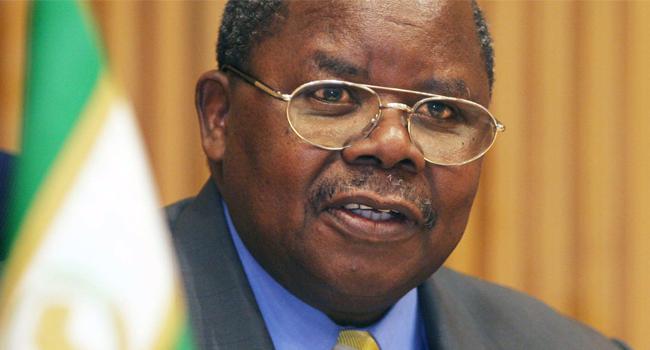 Former Tanzanian President Mkapa Dies Aged 81