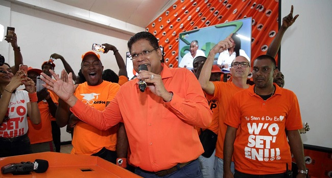 Suriname Elects New President, Ending Bouterse's Rule