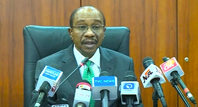 CBN Retains Interest Rate At 12.5%