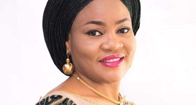 Benue First Lady, Son Recover From COVID-19