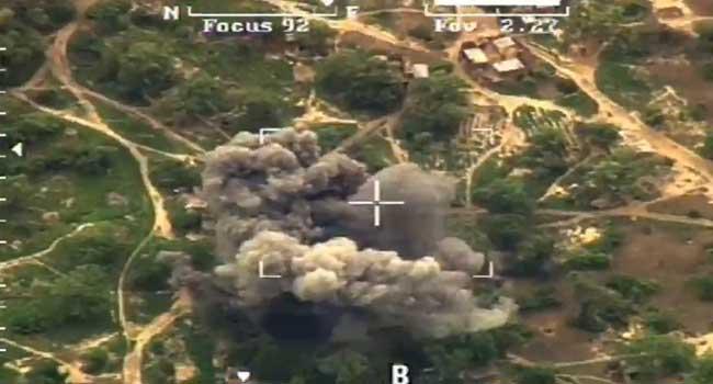 Air Force Kills 'Several' Boko Haram Terrorists In Borno