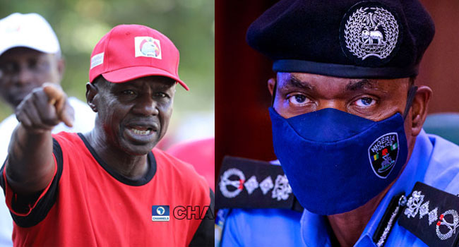 IGP Asks Magu To Redirect Bail Application To Presidential Panel