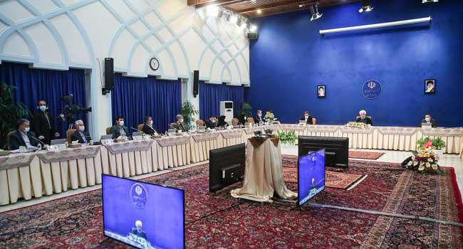 Iran's COVID-19 Deaths Cross 12,000
