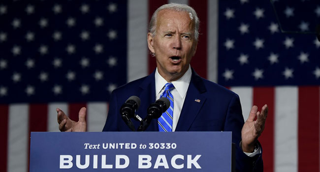 Biden Unveils Ambitious Climate Plan In Contrast With Trump