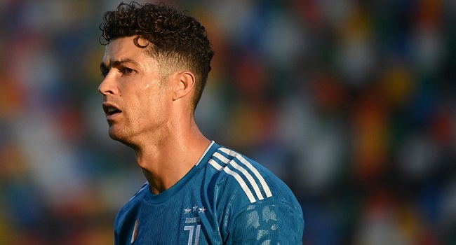 Ronaldo Still Positive For Coronavirus Before Barcelona Game