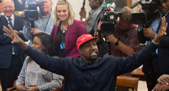 Kanye West Disses Record Labels, 'Trashes' Grammy Award In Latest Controversy