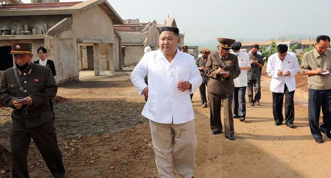 COVID-19: North Korea Reports First Suspected Case As Global Cases Top 16 Million