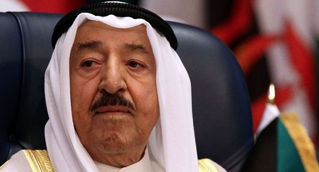 Kuwait's Emir Travels To US For Medical Treatment