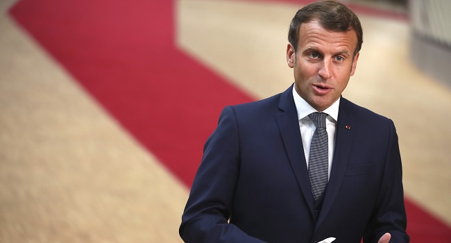 Macron To Hold Top-Level Talks In Baghdad Wednesday – Iraq Officials