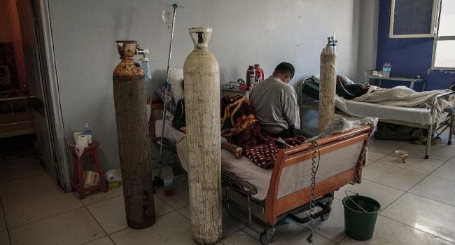 Madagascar Hospitals 'Overwhelmed' By Coronavirus Surge