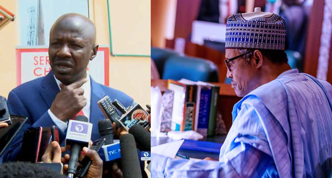 Magu's Probe: No Better Indication That Anti-Corruption Fight Is Real And Active – Presidency