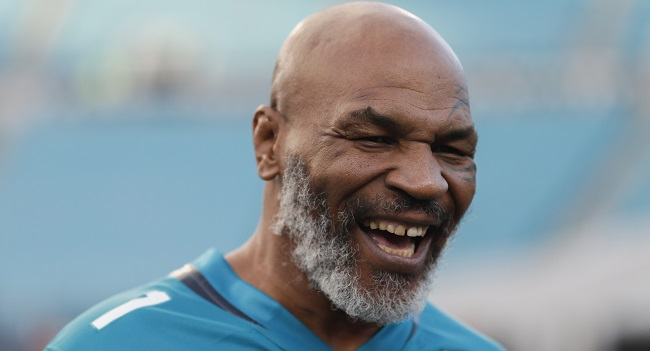 Tyson To Come Out Of Retirement In Fight Against Roy Jones