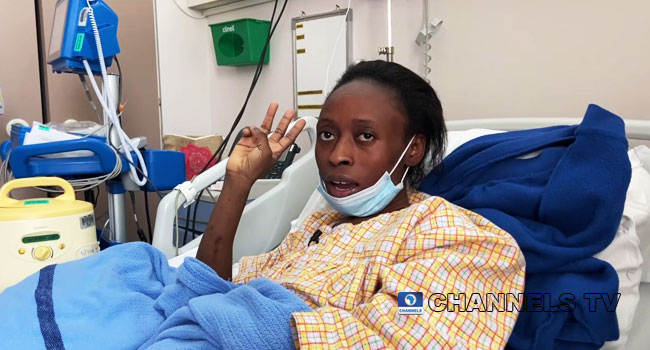 Stranded Nigerian Woman Delivered Of Quadruplets In Dubai Calls For Help