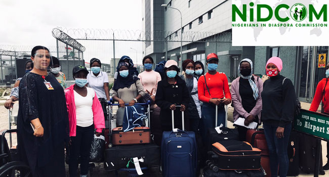 29 Nigerians Stranded In Lebanon Successfully Evacuated