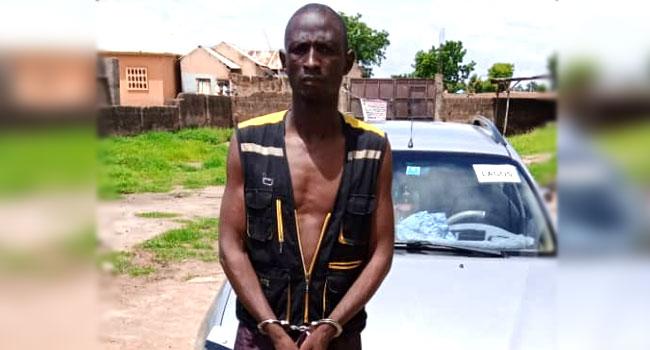 Niger Republic Citizen Arrested In Zamfara For Supplying Arms