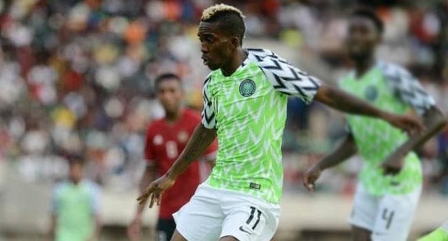 I Couldn't Eat When I Got Super Eagles Call-Up – Henry Onyekuru