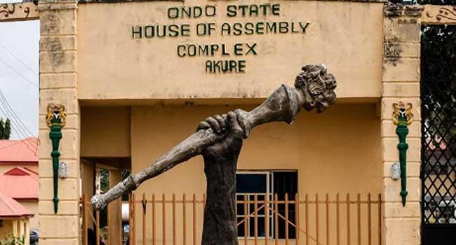 Nine Ondo Lawmakers Reject Removal Of Deputy Speaker