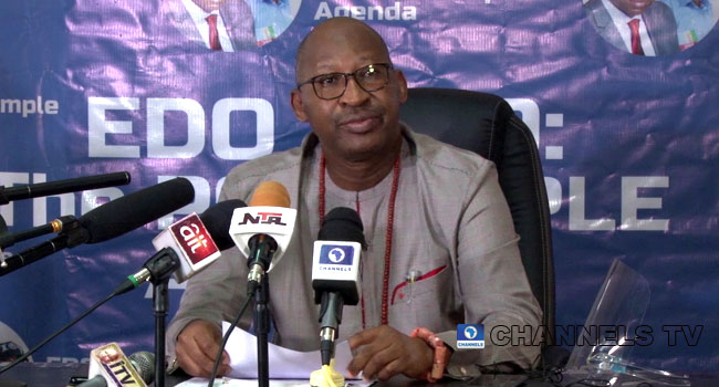 PDP's Visit To Oba Of Benin Does Not Translate To Endorsement – Obahiagbon