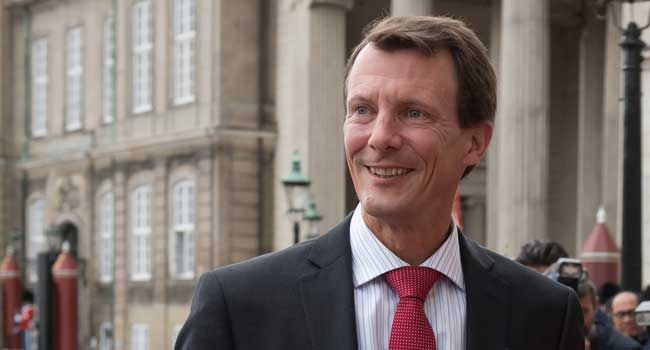 Danish Prince, Joachim In Stable Condition After Surgery