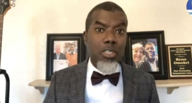 Under Buhari Corruption Has Become Official – Reno Omokri