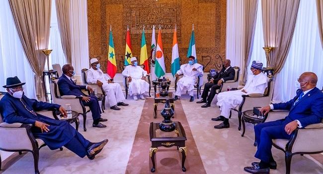 Mali Crisis: Summit With Buhari, Others End In Deadlock