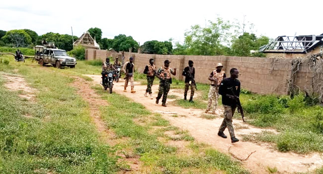 Troops Rescue 32 Victims, Arrest Suspected Kidnappers In Benue