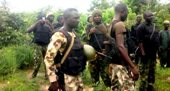 Troops Kill Several Bandits In Kaduna LGA