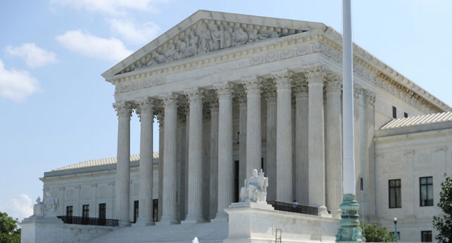 US Supreme Court Approves Last Federal Execution Of Trump's Era