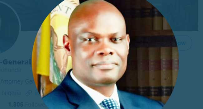 Ekiti Attorney-General Tests Positive For COVID-19