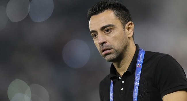 Qatar FA Fines Barca Legend Xavi $2,700 For Breaching COVID-19 Rules