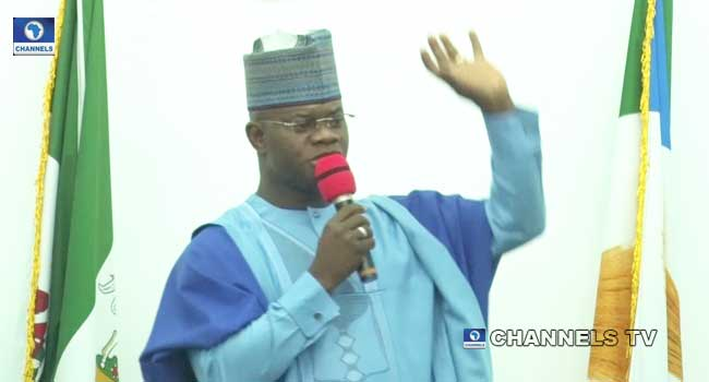 Yahaya Bello Chairs Ondo APC Governorship Primary Election Committee