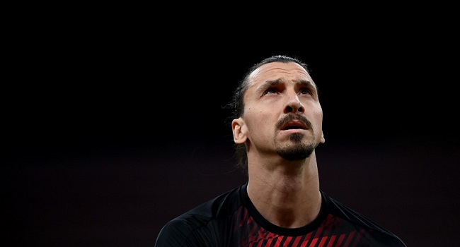 'COVID Had The Courage To Challenge Me': Ibrahimovic Taunts Virus After Positive Test