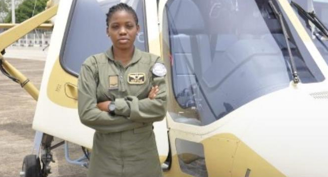 'She Was A Gift From God': Father Of Late Combat Pilot Tolulope Grieves Over Daughter