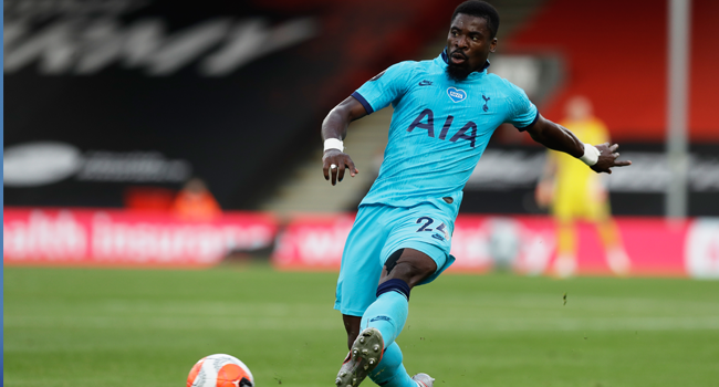 Aurier's brother shot dead hours after North London Derby