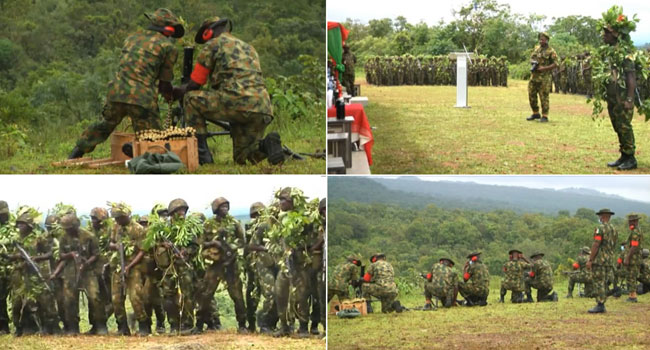 Insurgency: NDA Cadets Complete 3-Week Special Combatant Training